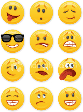 Common Facebook Chat Smiley Codes