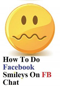 Facebook Smiley: Confused or Unsure