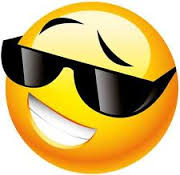 Sunglasses Emote  fb smileys sunglasses eyeglasses facebook specs facebook