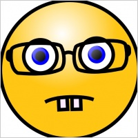 Facebook Emoticon that have Glasses
