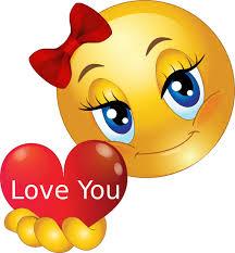 I Love You Facebook Chat Smileys