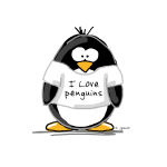 Facebook Chat Emoticon Penguin