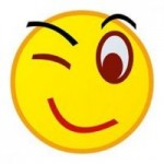 Facebook Chat Emoticons Smile and Wink