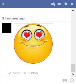 Sticker in Chat