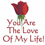 Love of My Life Facebook Chat Sticker