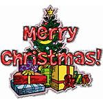 merry christmas quote facebook sticker facebook emoticons