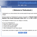 The History of Facebook